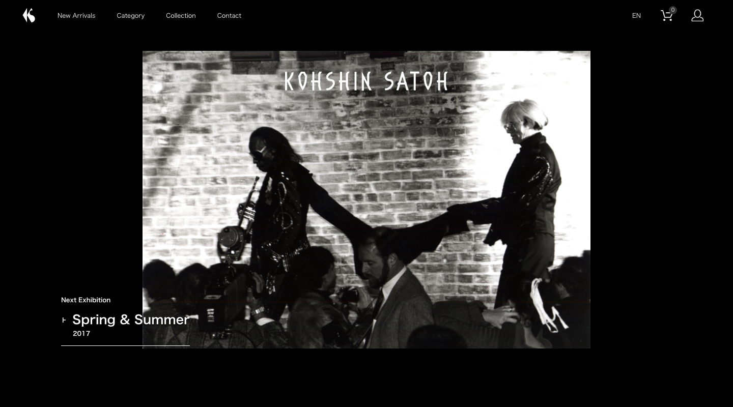 Kohshin Satoh Offical EC Capture